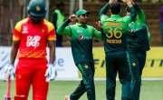 پاکستانی ٹیم 13 ماہ بعد زمبابوے کیخلاف پہلا ایک روزہ میچ کھیلے گی