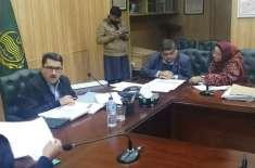 انجمن ہلال احمر کمیٹی کے تحت بھیلوال میں نئی ڈسپنسری بنائی جائیگی۔ڈی ..