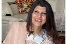 روبینہ اشرف نے اپنی صحت بارے مداحوں کو آگاہ کر دیا