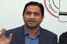 پی ٹی آئی کراچی کے صدر کا سندھ میں ڈاکٹرز اور پیرامیڈیکل اسٹاف میں ..