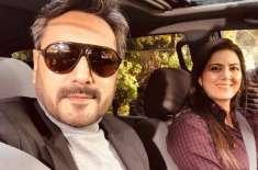عدنان صدیقی کی ڈرامہ ''میرے پاس تم ہو'' کے اختتام پر سویرا ندیم کے ..
