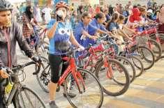 عالمی روڈ سائیکلنگ چیمپئن شپ، قومی ٹیم کے کھلاڑیوں کی چنائو کے لئے ..