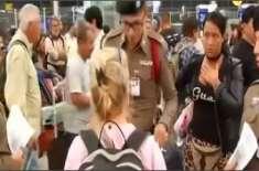 حکومت کا بنکاک میں پھنسے 160پاکستانیوں کو خصوصی پرواز کےذریعے وطن واپس ..