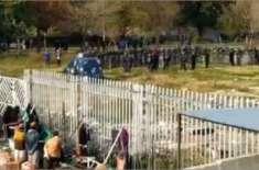 لال مسجد آپریشن، مقدمات میں نامزد 9ملزمان گرفتار