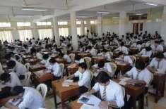آئندہ سال میٹرک اور انٹرمیڈیٹ کے امتحانات میں پریکٹیکلز نہ لینے کا ..