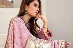 عائزہ خان ''پیپر ازی '' کے سر ورق کی زینت بن گئیں