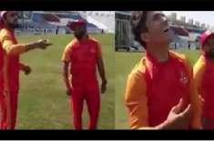 اسلام آباد یونائیٹڈ کے کھلاڑیوں نے قانون کی دھجیاں اڑا دیں