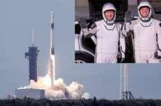 اسپیس ایکس ناسا کے خلابازوں کو خلا میں بھیجنے والی پہلی نجی کمپنی بن ..
