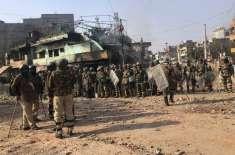 دہلی میں فسادات کا تیسرادن ،ہلاکتیں 20ہوگئیں،200افرادزخمی