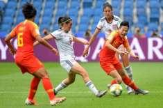 چین کی قومی خواتین فٹ بال ٹیم اولمپک کے لئے کوالیفائی کرے گی ، جیاسیون