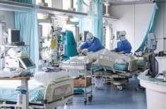 لاہور میں کورونا وائرس سے کل 34 مریض صحت یاب