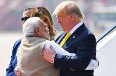دہلی فسادات کے سرپرست خود کو تشدد سے دورکھیں. امریکا کا عجیب مطالبہ