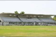 حیدرآباد کا نیاز کرکٹ اسٹیڈیم 13 سال بعد انٹرنیشنل کرکٹ کی میزبانی کیلئے ..