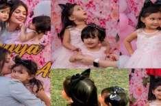 جگن کاظم کی بیٹی کی تصویر پہلی بار منظر عام پر آگئی