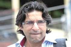 وسیم اکرم ٹی ٹونٹی ورلڈ کپ بند دروازوں میں کروانے کے مخالف
