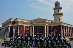 پاکستان نیوی وار کالج کے 49ویں کانووکیشن کا انعقاد