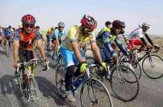 خیبر پختونخوا سائیکلنگ ایسوسی ایشن کوچ نے یو سی آئی کمیشیئر سرٹیفکیٹ ..