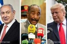 امریکی بلیک میلنگ کا شکار نہیں ہوئے، سوڈانی جنرل