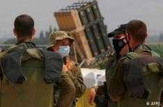 اسرائیل نے شام میں ایرانی اہداف کو نشانہ بنایا