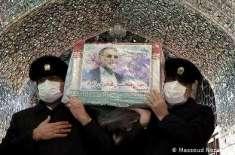 'ایرانی قوم دہشت گردی کو برداشت نہیں کرے گی'