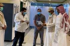 سعودی عرب میں کورونا کیسز کی تعداد 95ہزار سے تجاوز کرگئی