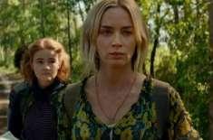 فلم'' اے کوائٹ پلیس2 '' کا پوسٹر جاری