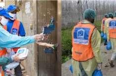 الخدمت فاوٴنڈیشن اب تک ملک بھر میں 23کروڑ26لاکھ روپے کا کھانا اور خشک ..