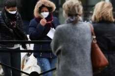فرانس ایک دن میں سب سے زیادہ کورونا وائرس ہلاکتیں رپورٹ کرنے والا ملک ..