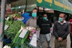 عوام کی سہولت کیلئے چاروں تحصیلوں میں سہولت بازار کام کررہے ہیں، ڈپٹی ..
