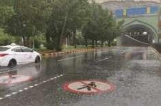 آج سعودی عرب میں موسلادھار بارش ہوگی، ژالہ باری کا بھی امکان ہے