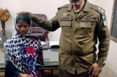 فیصل آباد میں تشدد کا نشانہ بننے والی بچی تلاش کر لی گئی