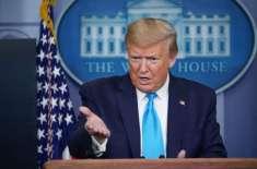 امریکا نے عالمی ادارہ صحت کی فنڈنگ روک دی