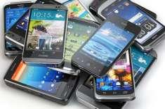 موبائل فونز کی درآمدات میں جاری مالی سال کے پہلے دوماہ میں 87.37 فیصداضافہ