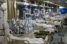 پنجاب کے ہسپتالوں میں کورونا کے مریضوں کی تعداد بڑھنے لگی