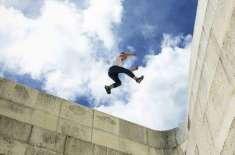 کویت میں چھت پھلانگنے کا شوقین لڑکا زندگی سے ہاتھ دھو بیٹھا