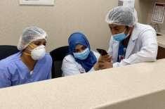 امارات میں مقیم تمام ڈاکٹرز کو 10 سال کا گولڈن ویزہ جاری کرنے کا اعلان ..