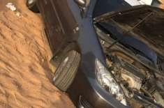 سعودی عرب میں گمشدہ نوجوان کی لاش ریگستان سے مل گئی