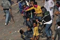 نئی دہلی میں صورتحال کشیدہ، فوج طلب کیے جانے کا امکان