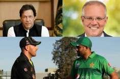 وزیراعظم عمران خان آسٹریلیا کے دورہ پاکستان کے بارے میں پرامید
