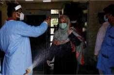 پاکستان میں کورونا وائرس سے متاثرہ افراد کی تعداد 93 ہزار سے تجاوز کر ..