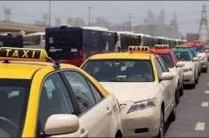 دبئی میں پبلک بس سروس مفت کردی گئی، ٹیکسی سروس کے کرائے 50فیصد کم کردیے ..