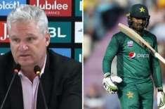 ڈین جونز کی جانب سے آصف علی کی مالی مدد کیلئے اسلام آباد یونائیٹڈ کے ..