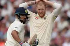 Ben Stokes retracted his statement about India's dubious defeat My words were distorted: British all-rounder