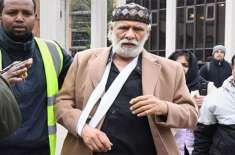 لندن مسجد حملے میں زخمی موذن نماز جمعہ کے لیے پہنچ گئے