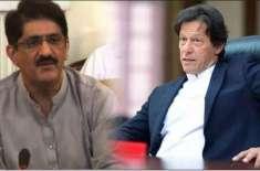 وزیراعلیٰ سندھ مراد علی شاہ نے علی زیدی سے متعلق وزیراعظم عمران خان ..