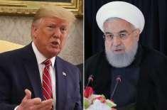 نئی پابندیاں،ایرانی صدر نے امریکا کو وحشی قرار دے دیا