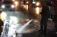 امارات کی تمام ریاستوں میں تین روزہ سٹیریلائزیشن مہم آج سے شروع ہو ..