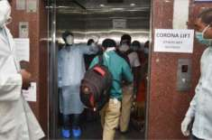 بھارت میں کورونا وائرس سے 30 کروڑ افراد متاثر ہو سکتے ہیں، ڈاکٹر رامانن ..