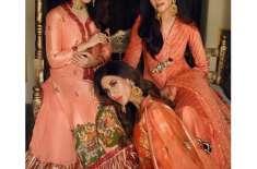 عائزہ خان، انمول بلوچ اورفاطمہ حسن کا ایک ساتھ نیا فوٹو شوٹ جاری