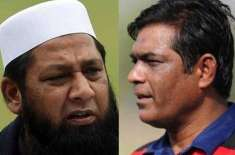 """Inzamam-ul-Haq was being """"slip"""" into World Cup 92: Rashid Latif World Cup 92 semifinals made their career debut late into .."""